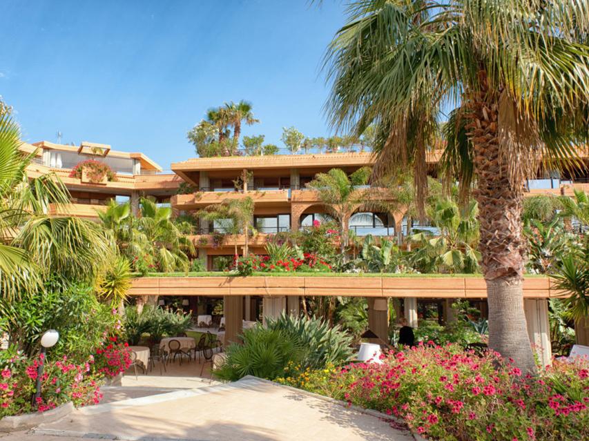 Hotel Acacia Resort w Sycylii