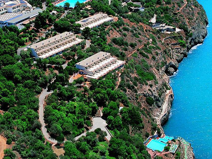 Hotel Citta del Mare na Sycylii