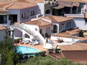 Hotel Club Li Graniti - Sardynia