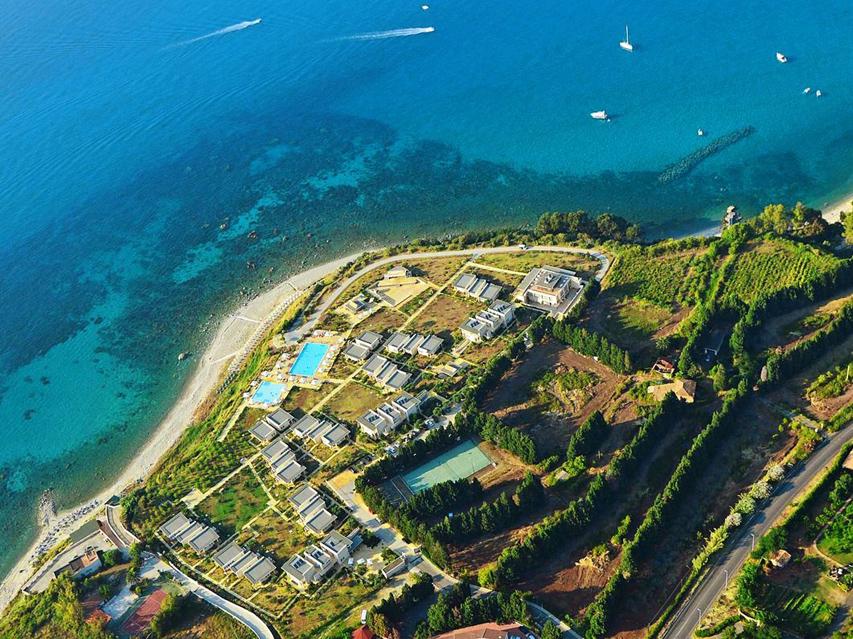 Hotel Rosette Resort w Kalabrii