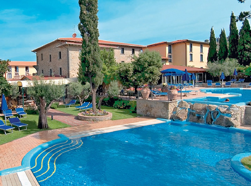 Villa Paradiso Village w Toskanii