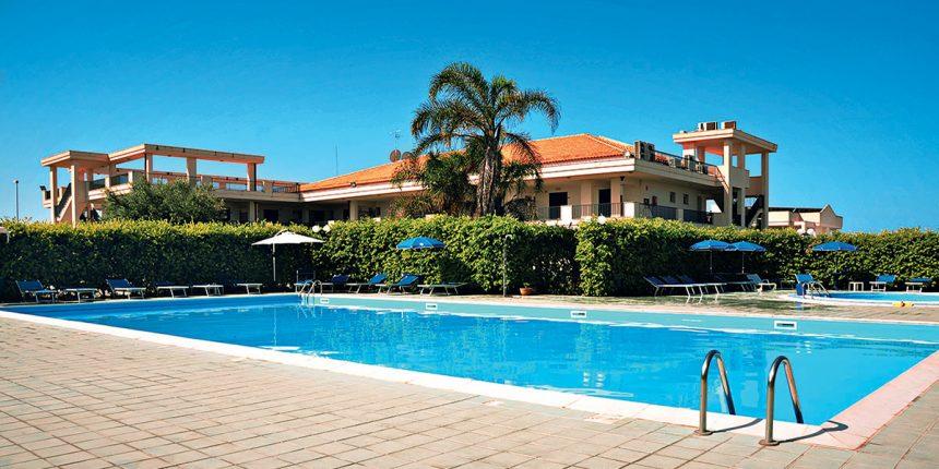 Hotel Stella Marina na Sycylii