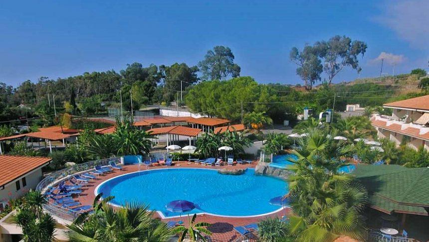 Hotel Scoglio del Leone w Kalabrii