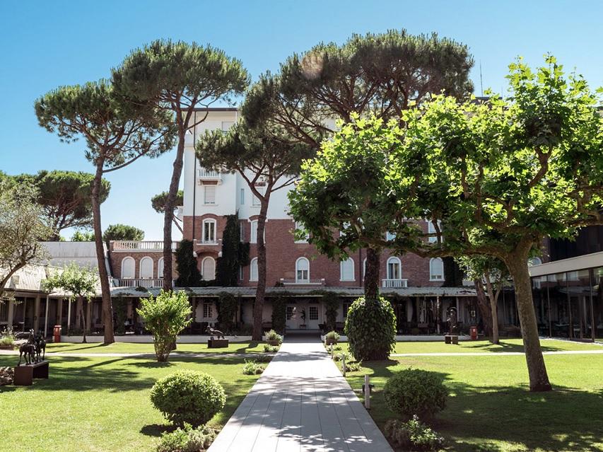 Mare Pineta Resort na Riwierze Adriatyckiej