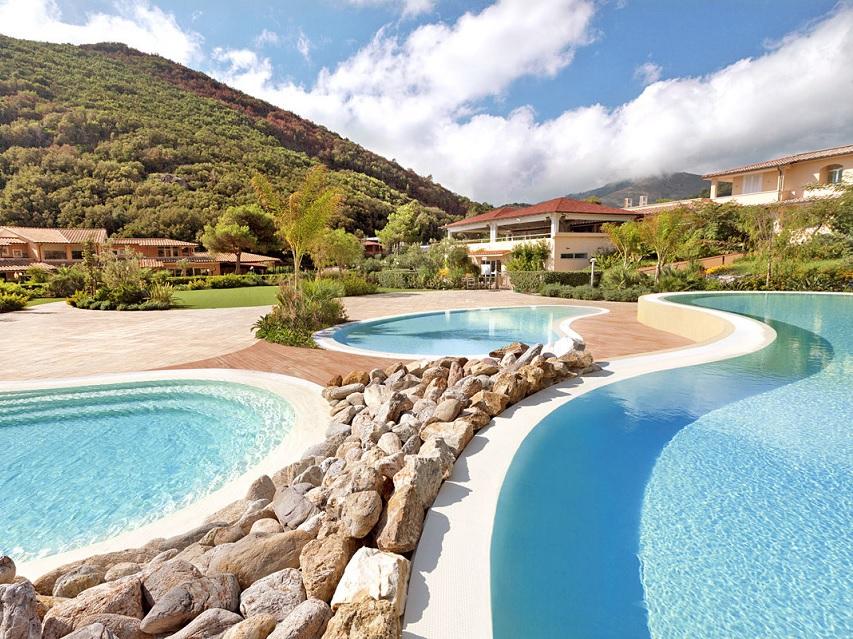 Ortano Mare - hotel na Wyspie Elba