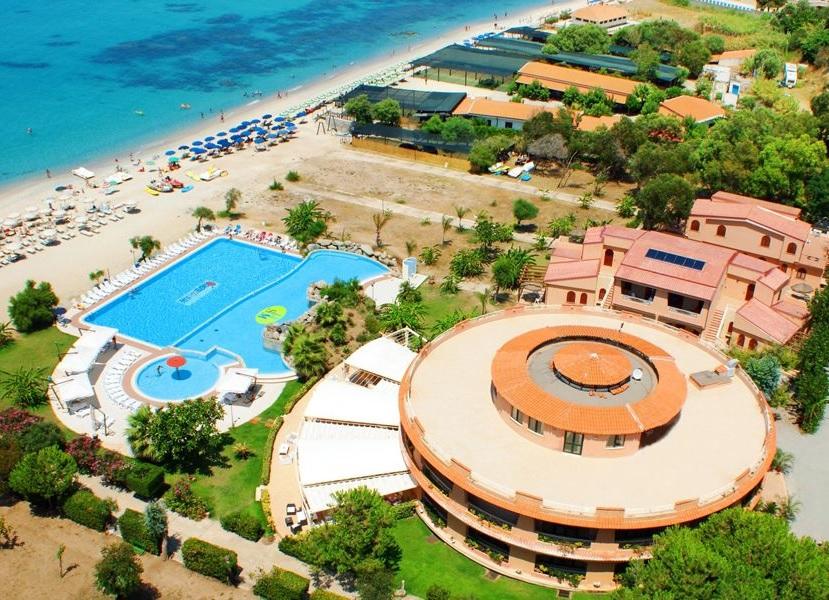 Sole Mare - hotel w Kalabrii